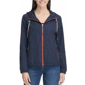 Tommy Hilfiger Ladies' Windbreaker Hoodie Jacket